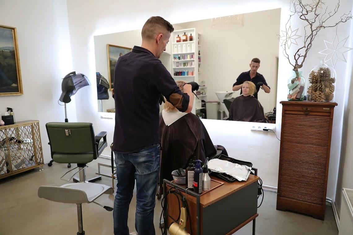 klub 13 gerald schwaiger friseur salon wien galerie 49